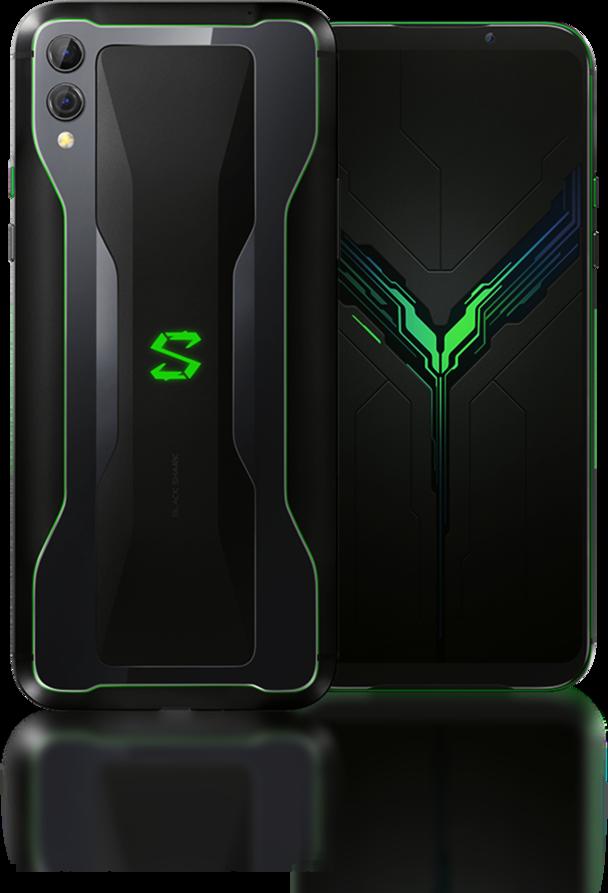 Smartphone Black Shark 2 - versiunea Global - 8+256GB - Neagră
