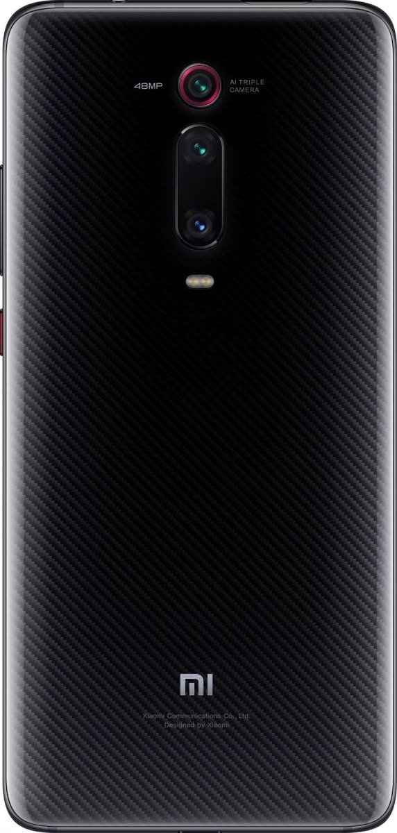 Mi 9T okostelefon 6+128GB, karbonfekete