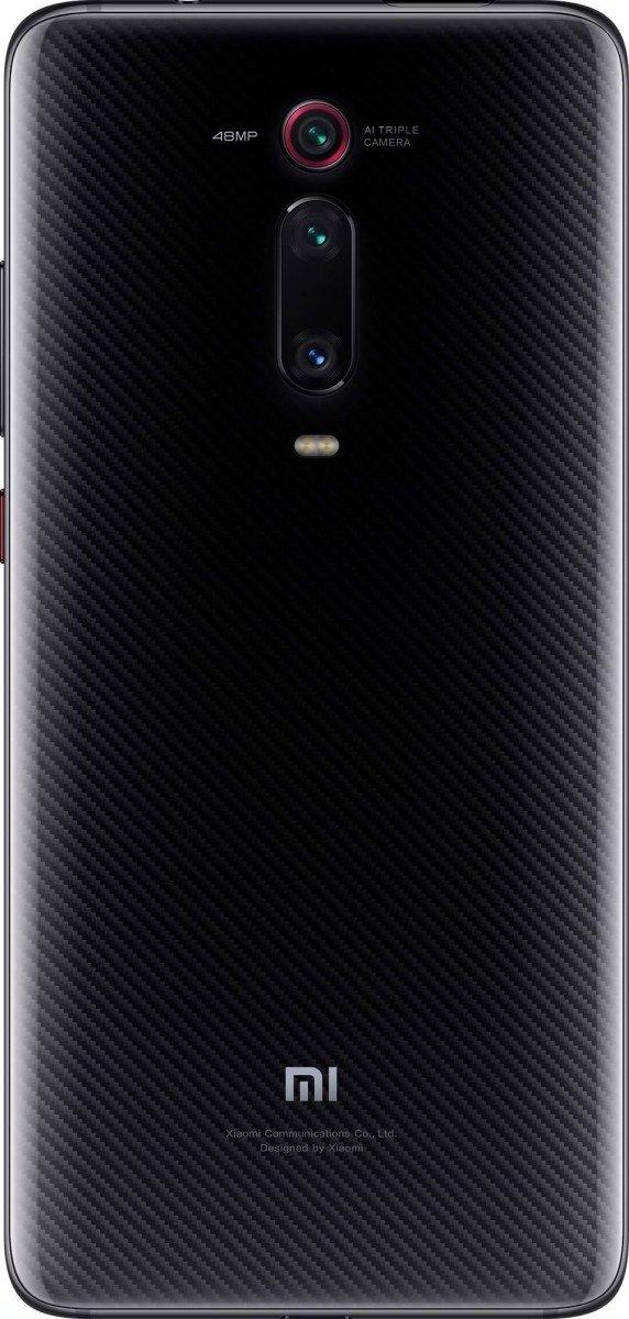 Mi 9T okostelefon 6+64GB, karbonfekete