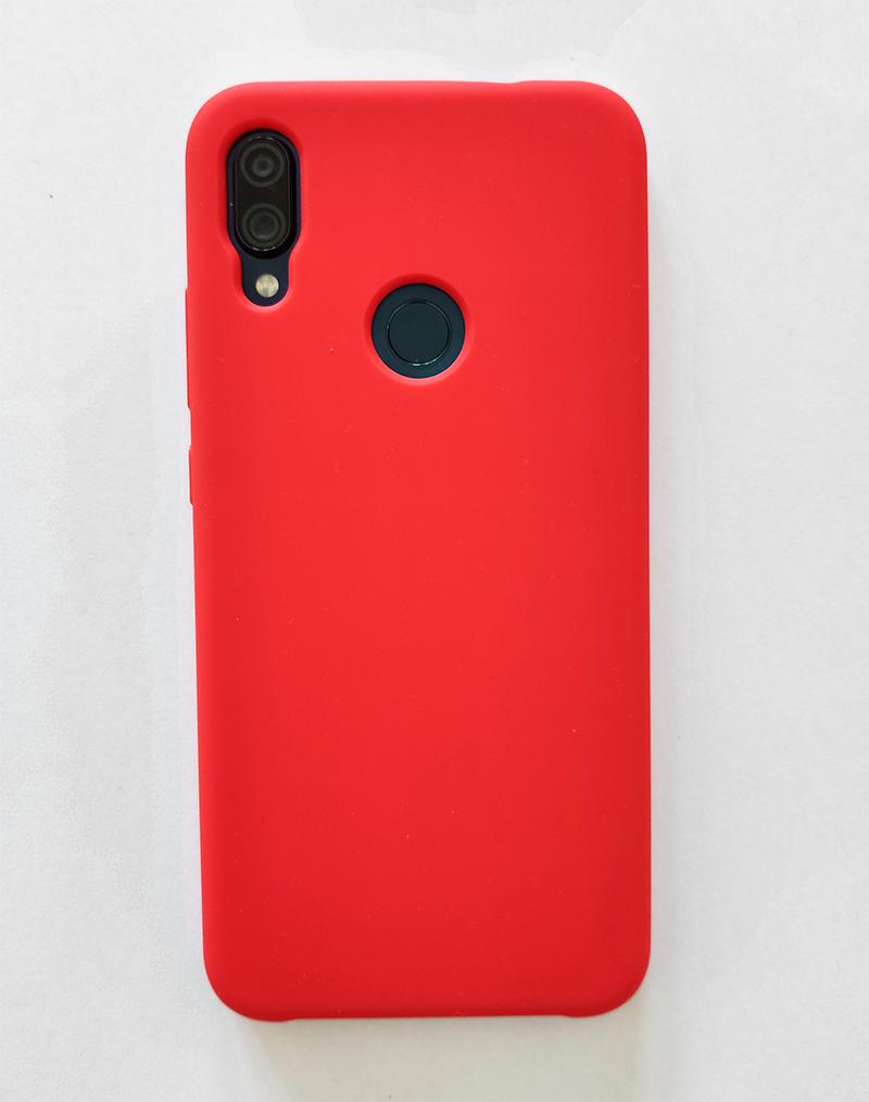Redmi 7 Forcell merev szilikon tok, piros