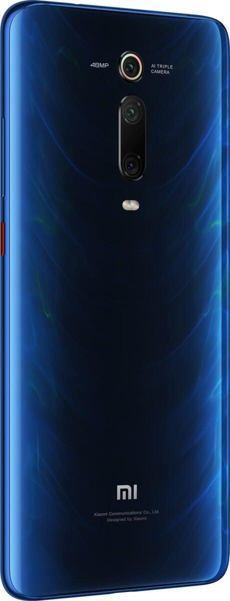 Xiaomi Mi 9T DualSIM LTE okostelefon - 128GB - Gleccser kék - Globál verzió