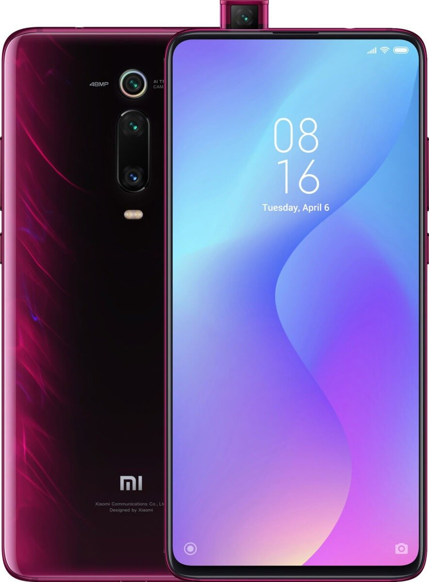 Smartphone Mi 9T - 6+128GB - Roșu