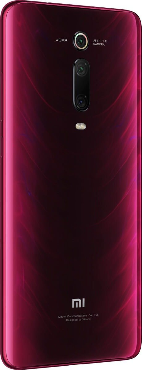 Mi 9T okostelefon 6+128GB, lángvörös