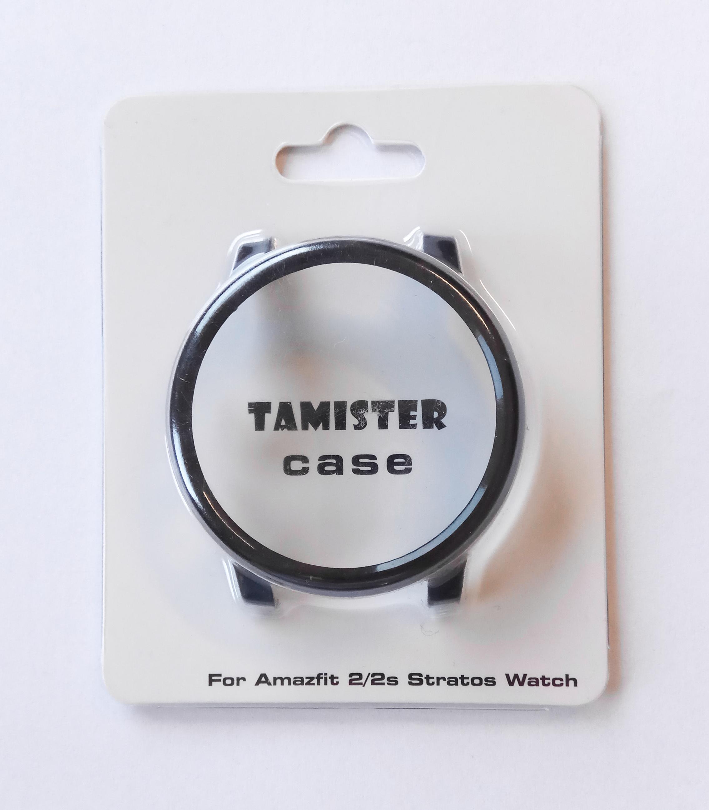 Amazfit Stratos védőtok (Tamister) - fekete