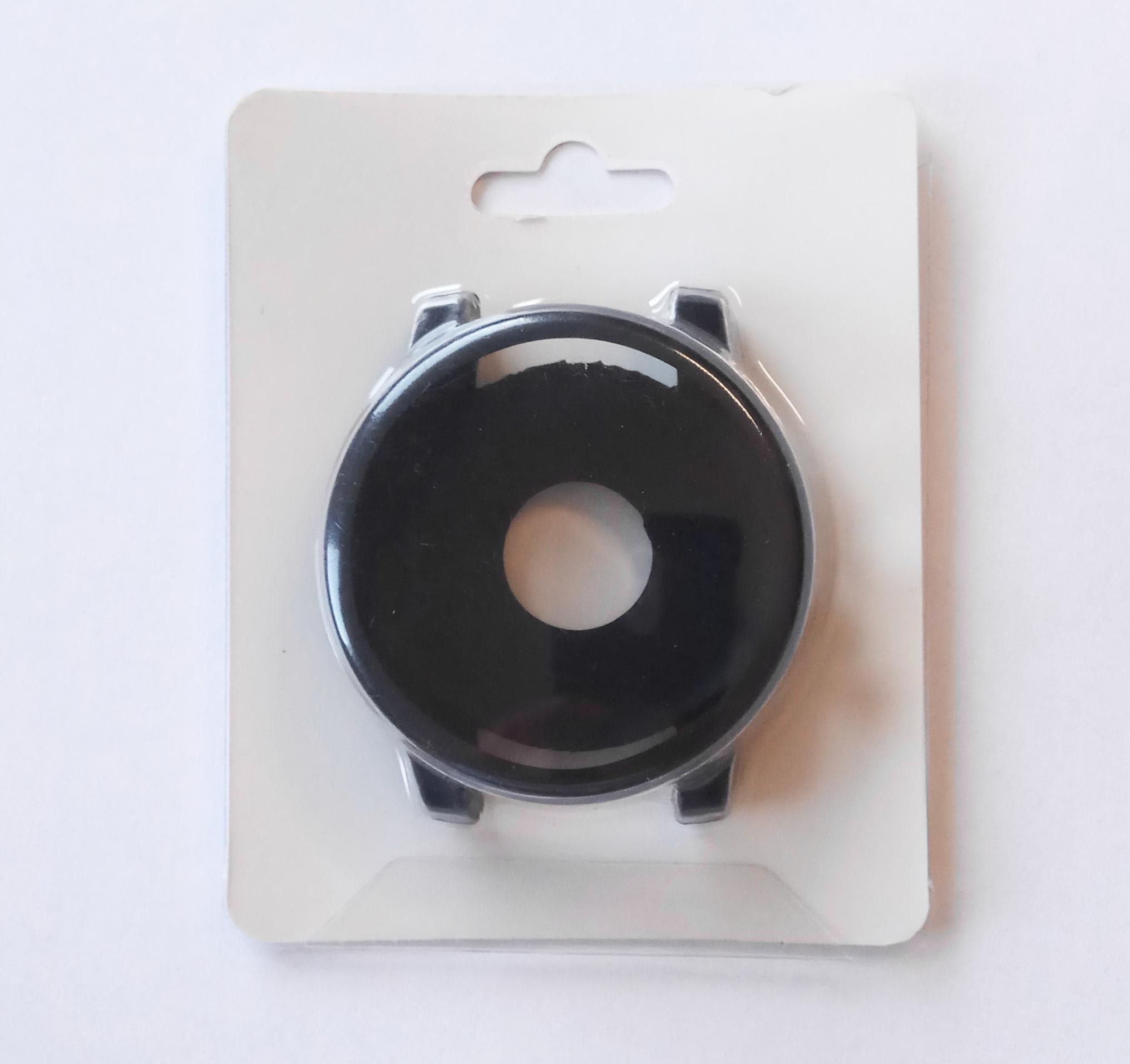 Amazfit Stratos szilikon védőtok (Tamister) - fekete