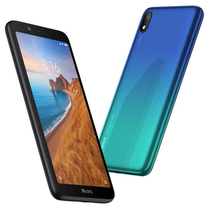 Redmi 7A okostelefon - 2+16GB, Auróra kék - B20