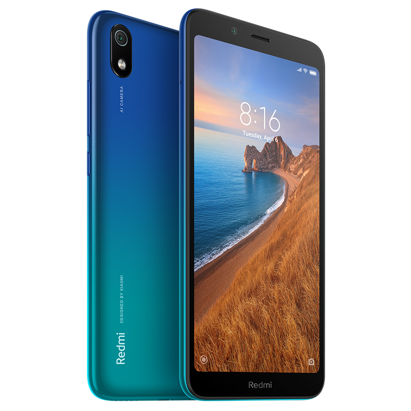 Redmi 7A okostelefon - 2+32GB, Auróra kék - B20