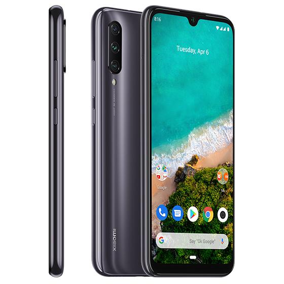 Smartphone Mi A3 - 4+64GB - Gri