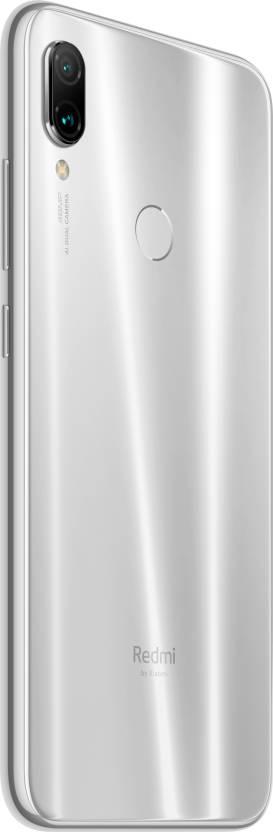 Smartphone Redmi Note 7 - versiunea Global - 3+32GB - Alb
