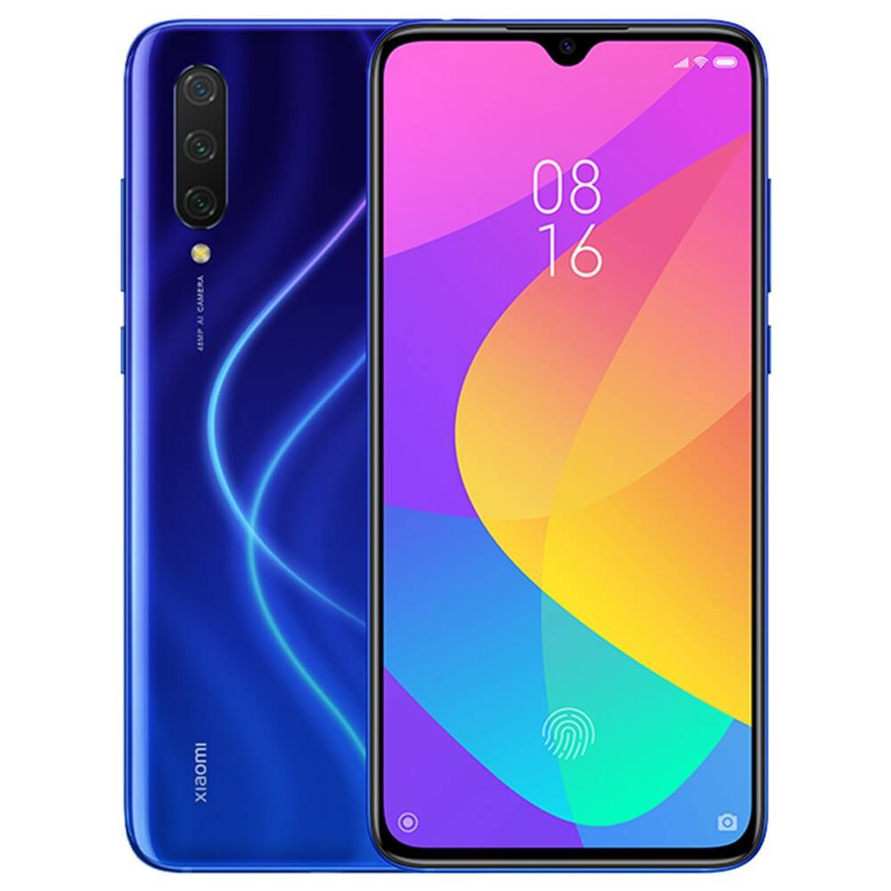 Smartphone Mi 9 Lite - 6+128GB - Albastră