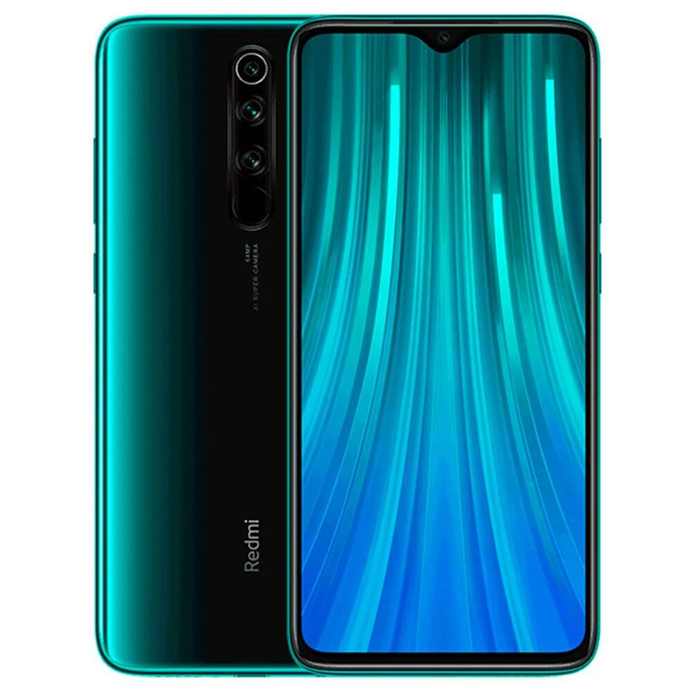 Smartphone Redmi Note 8 Pro - Global - 6+128GB - Verde
