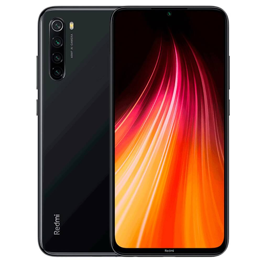 Smartphone Redmi Note 8 - 4+64GB - Global - Neagră