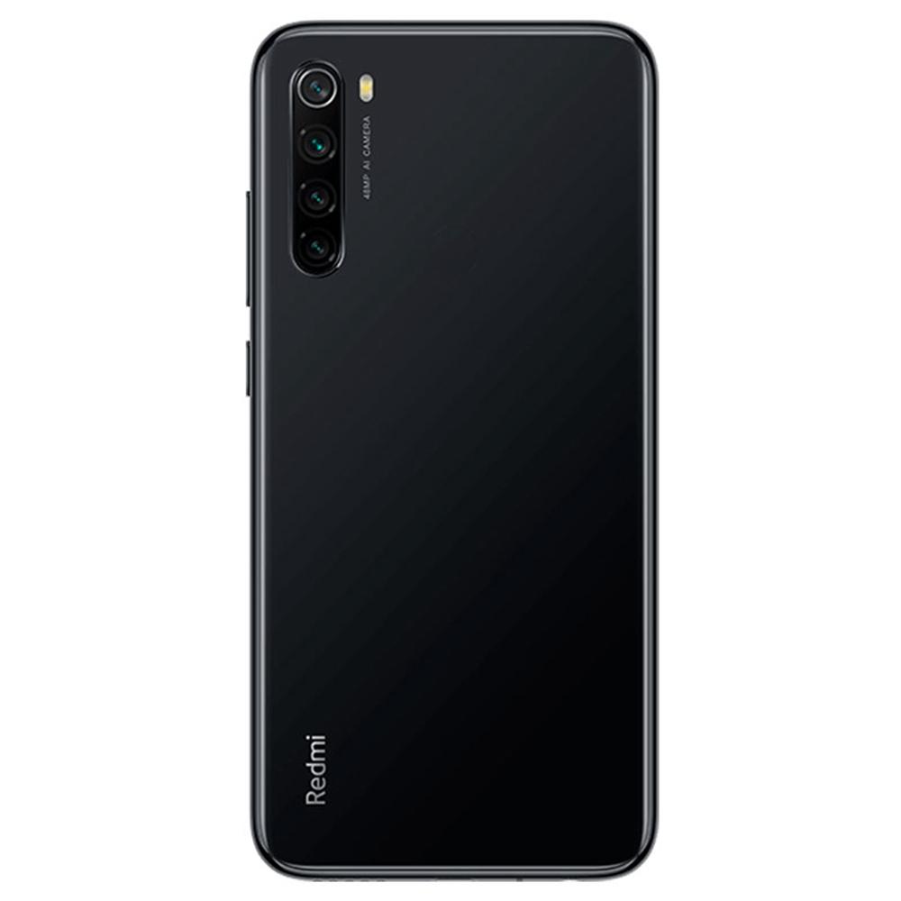 Smartphone Redmi Note 8 - 4+64GB - Global - Neagră