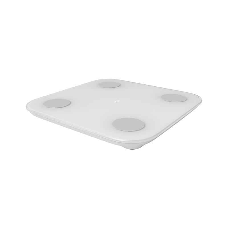 Xiaomi Mi Body Composition Scale 2 okosmérleg, fehér