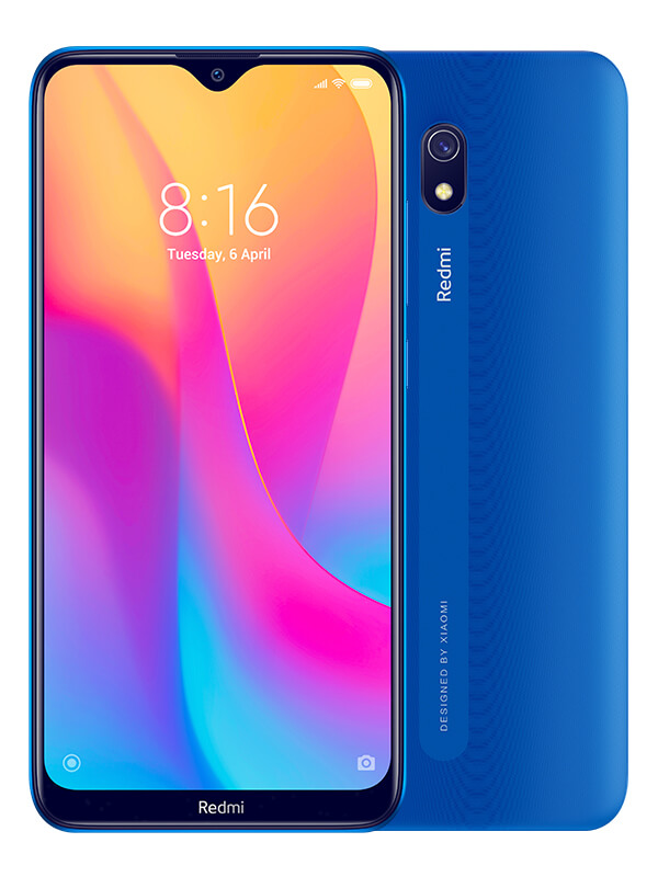 Smartphone Redmi 8A - 2+32GB - Global - Albastră