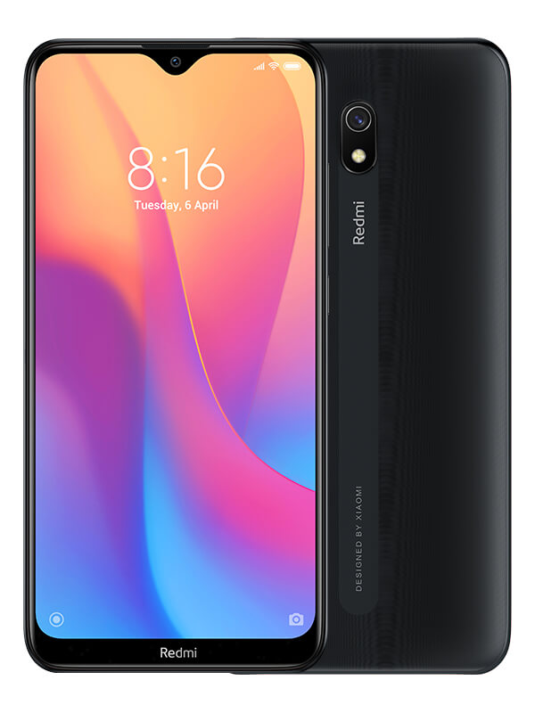Redmi 8A okostelefon (Global) - 2+32GB, Éjfekete