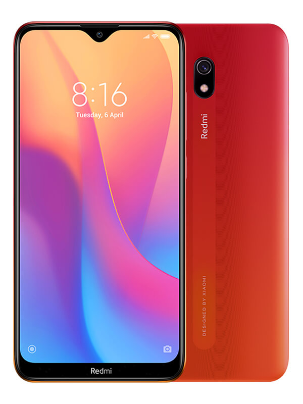 Smartphone Redmi 8A - 2+32GB - Global - Roșu