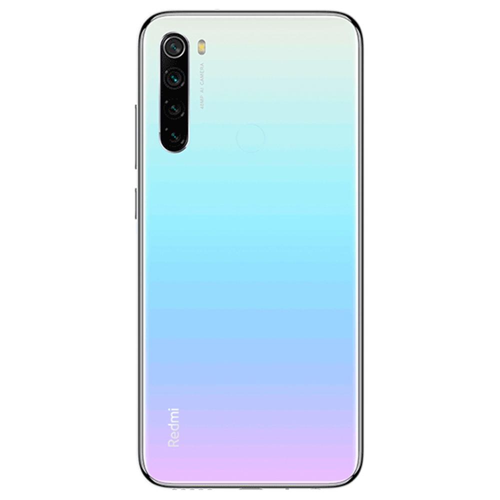 Smartphone Redmi Note 8 - 4+128GB - Global - Alb