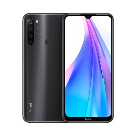 Redmi Note 8T okostelefon - 4+64GB, Moonshadow Grey
