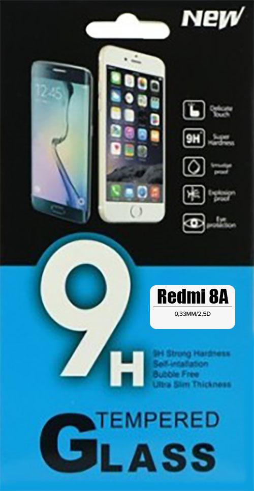 Redmi 8A kijelzővédő üveg