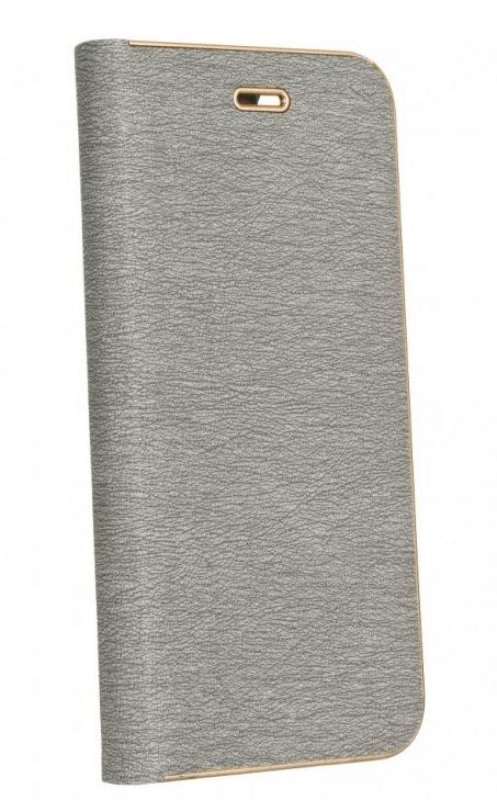 Redmi 8 flip tok, Forcell - Carbon, szürke