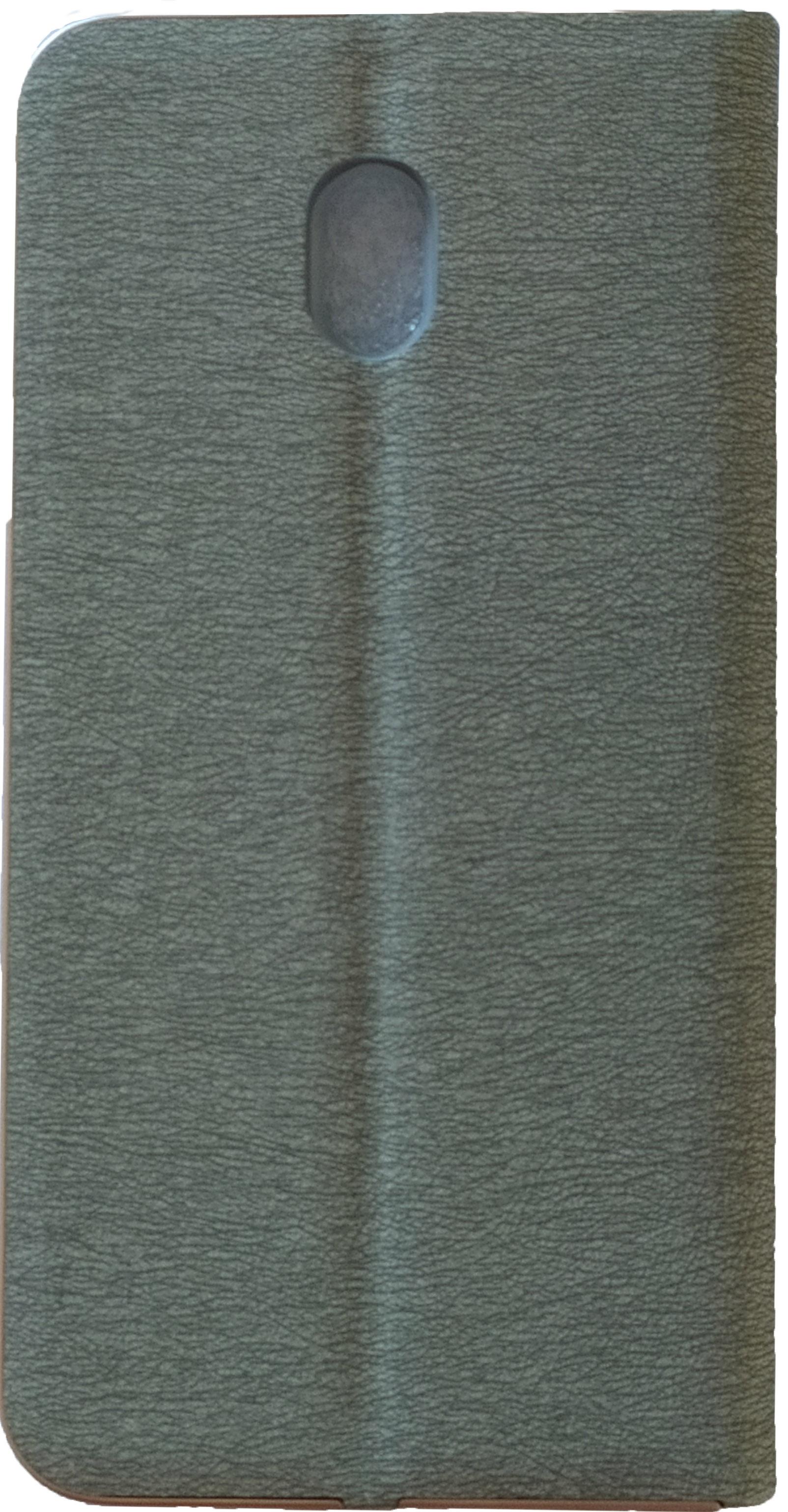 Redmi 8A flip tok, Forcell - Carbon, szürke