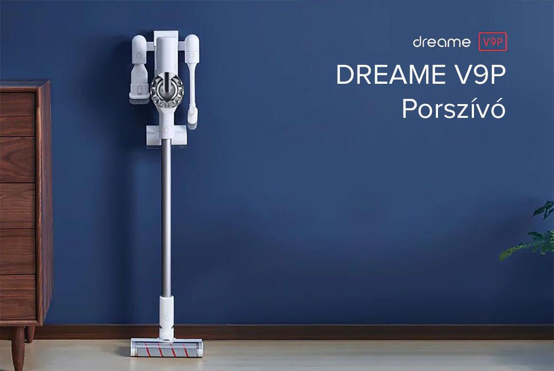 Aspirator fără fir DREAME V9P - Alb