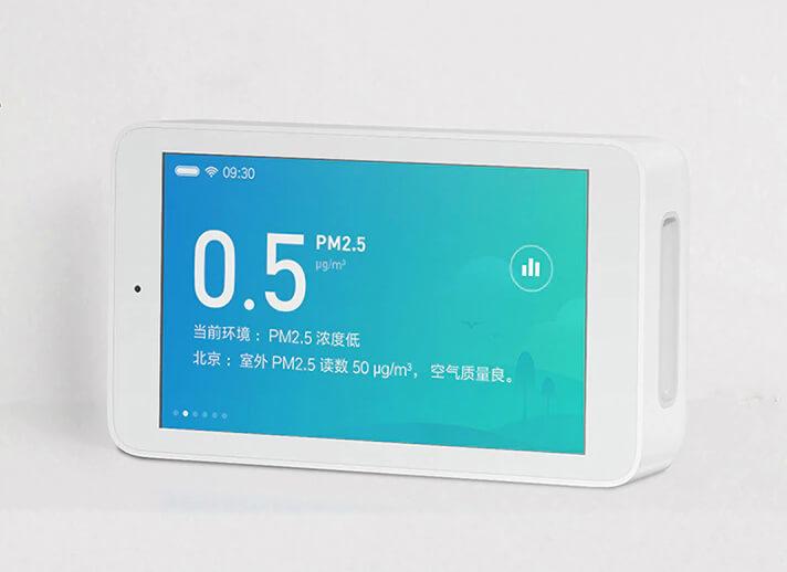 Xiaomi Mijia Air Detector PM2.5 Touchscreen Humidity Sensor Air monitor