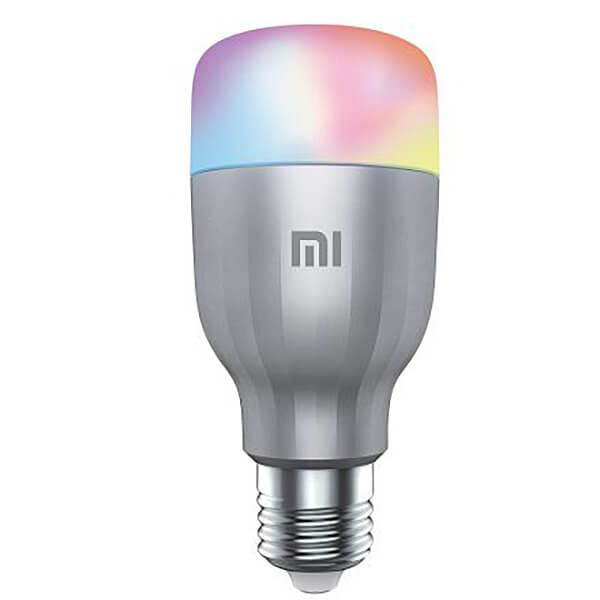 Mi LED Smart Bulb (fehér és színes) okos izzó - Global változat, 800lm