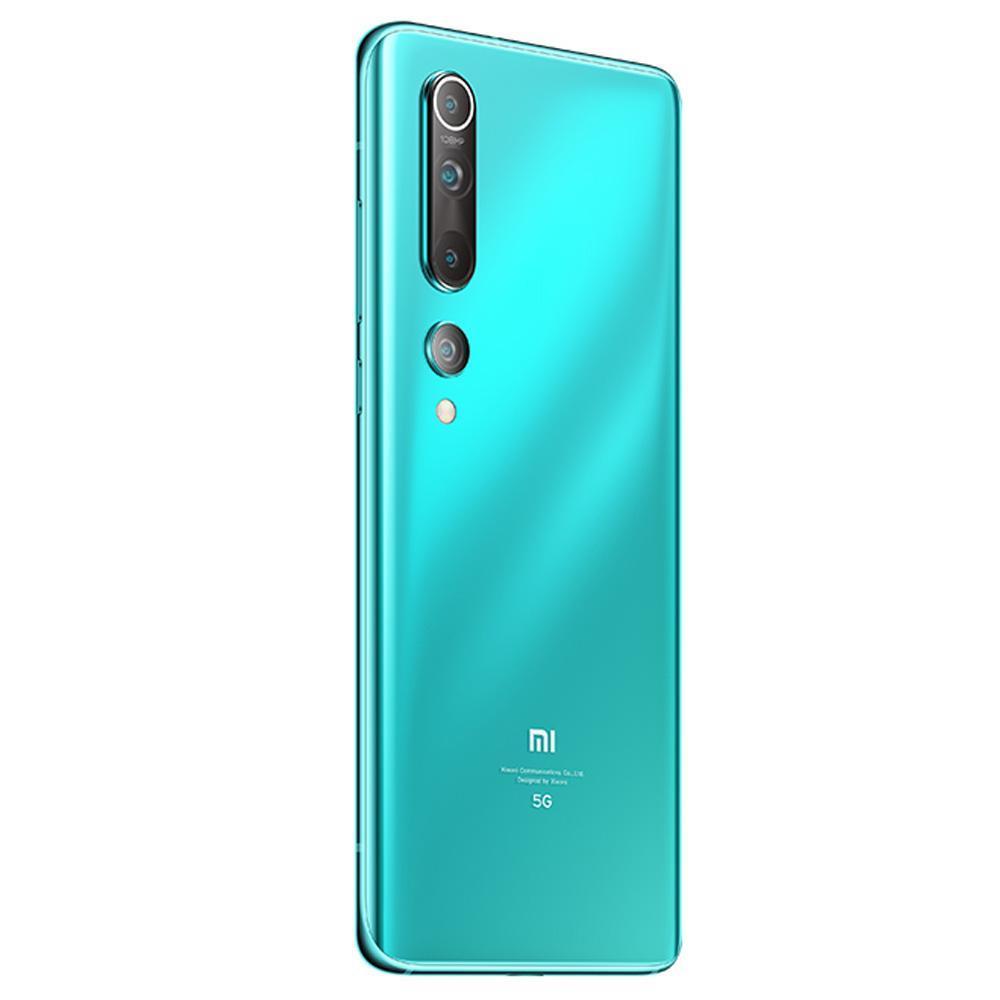 Mi 10 okostelefon 8+128GB, Coral Green