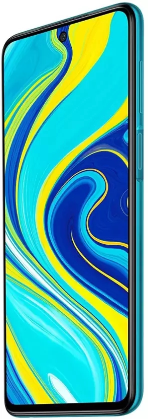 Redmi Note 9S okostelefon (Global) - 6+128GB, Aurora Blue