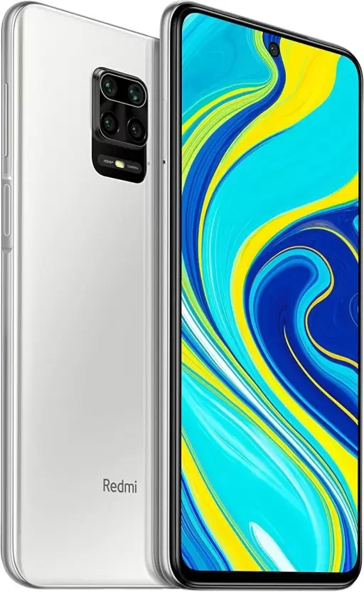 Redmi Note 9S okostelefon (Global) - 6+128GB, Glacier White