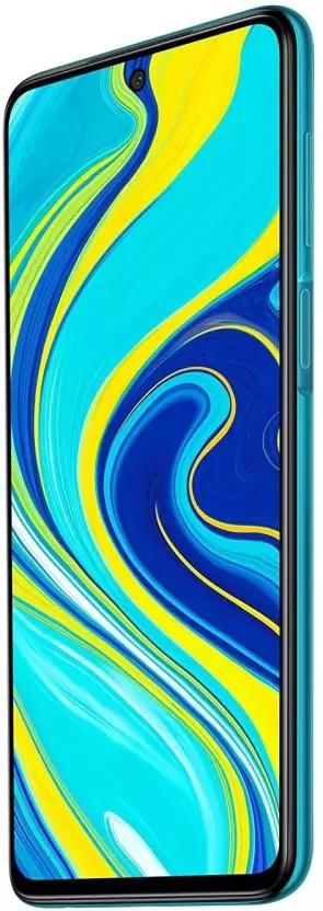 Smartphone Redmi Note 9S - Global - 4+64GB - Albastră