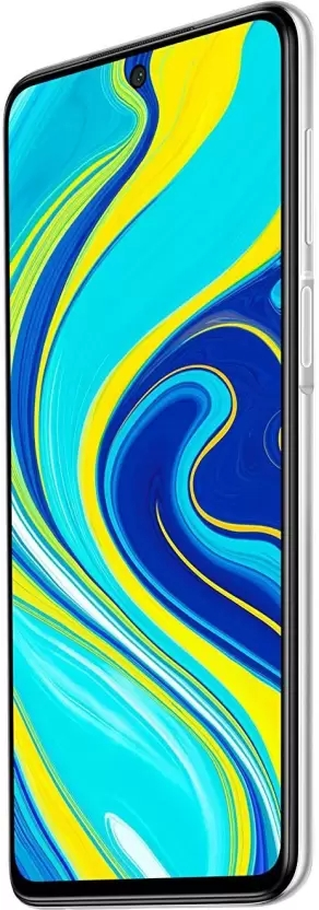 Smartphone Redmi Note 9S - versiunea Global - 4+64GB - Alb