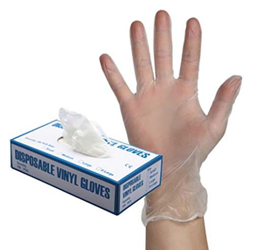 Mănuși de protecție COVID - Măsura S