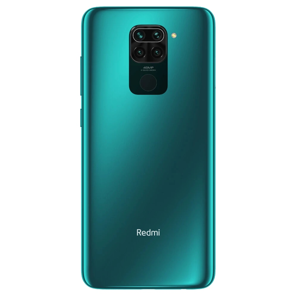 Redmi Note 9 okostelefon (Global) - 3+64GB, Forest Green