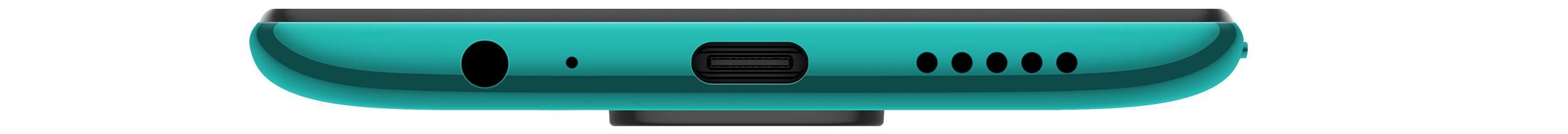 Redmi Note 9 okostelefon (Global) - 4+128GB, Forest Green