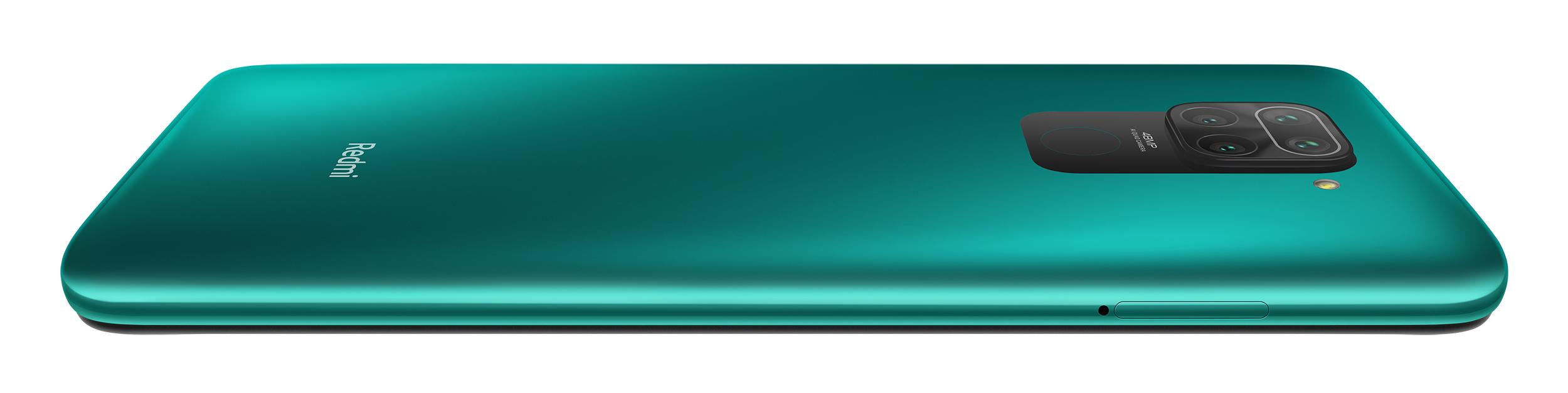 Smartphone Redmi Note 9 -Global - 4+128GB - Verde