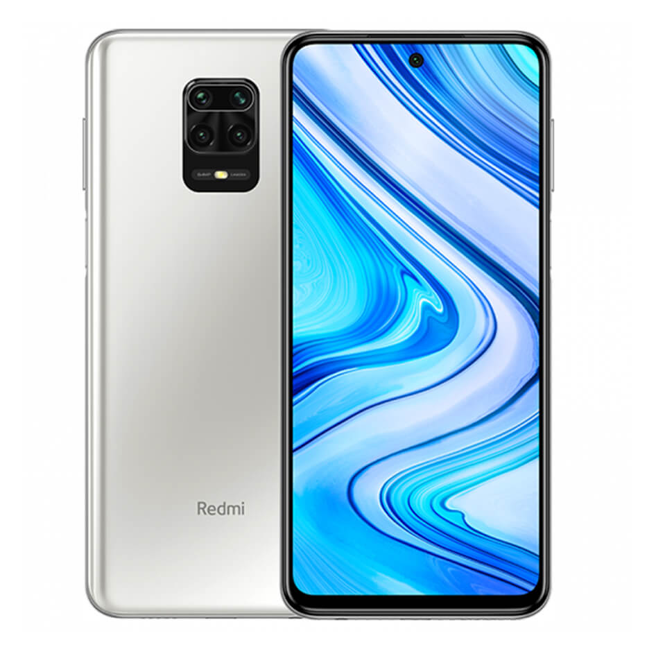 Smartphone Redmi Note 9 Pro - Global - 6+64GB - Alb