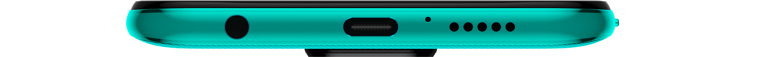Redmi Note 9 Pro okostelefon (Global) - 6+128GB, Tropical Green