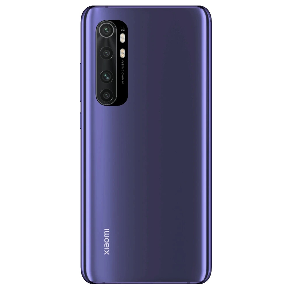 Mi Note 10 Lite okostelefon - 6+64GB, Nebula Purple
