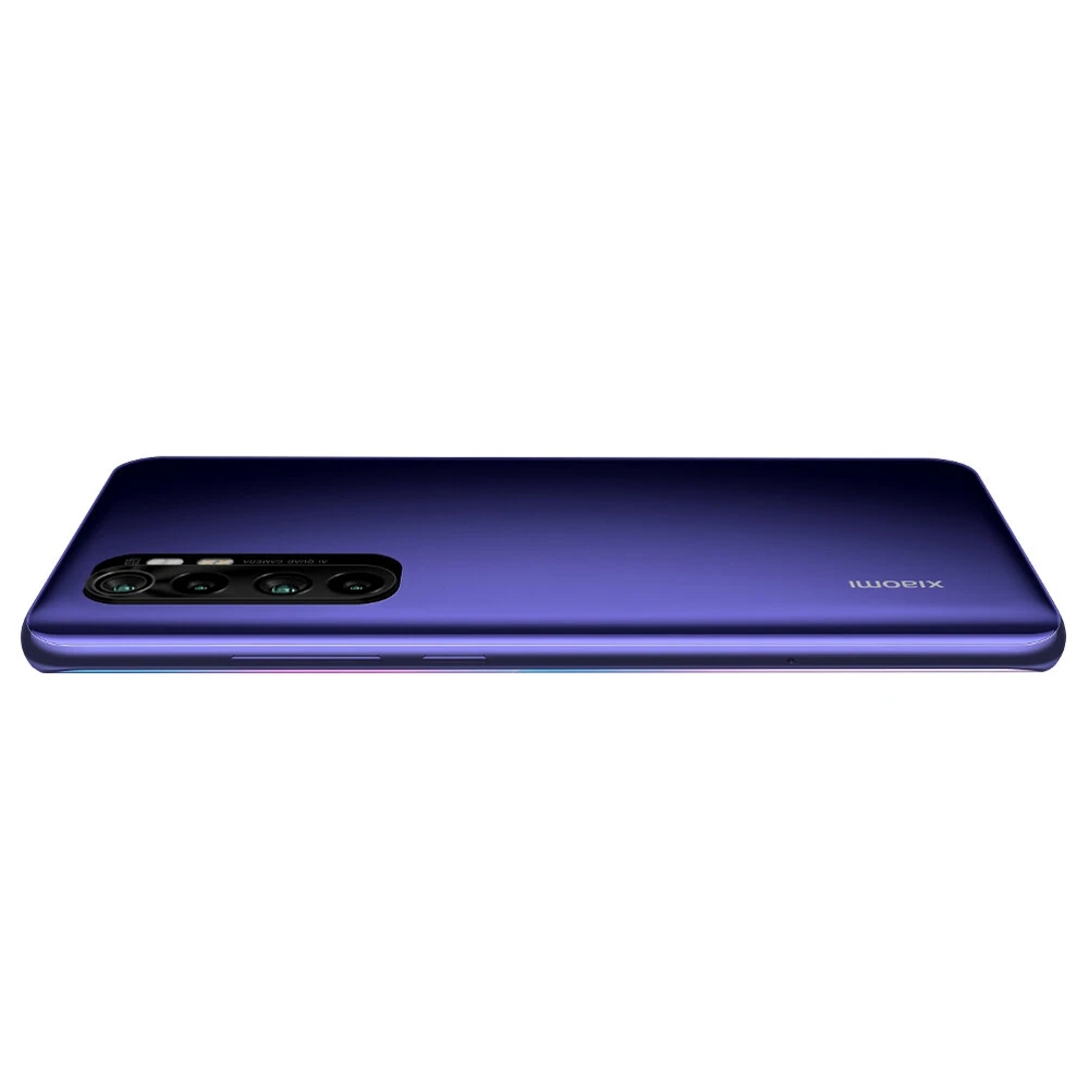 Mi Note 10 Lite okostelefon - 6+128GB, Midnight Black
