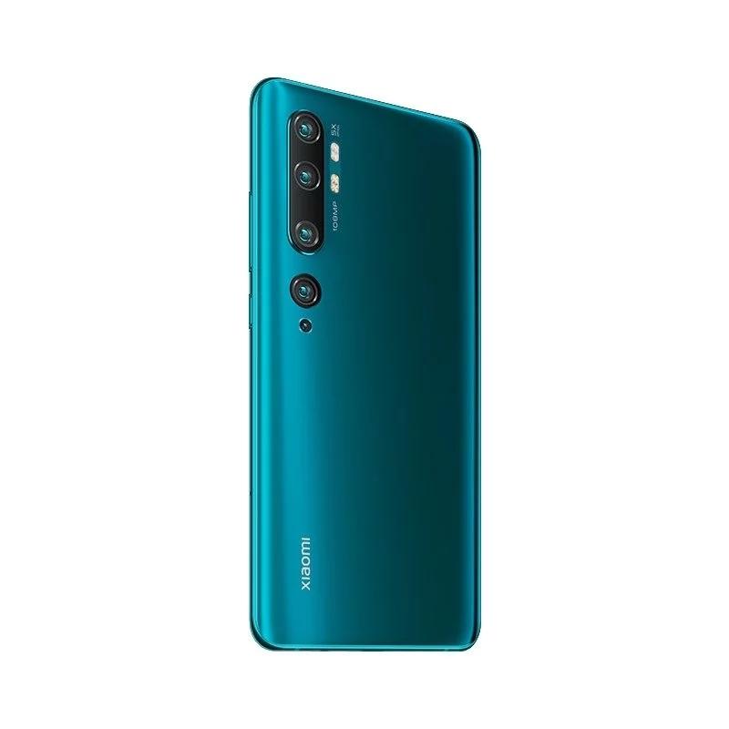 Mi Note 10 Pro okostelefon - 8+256GB, Auróra zöld