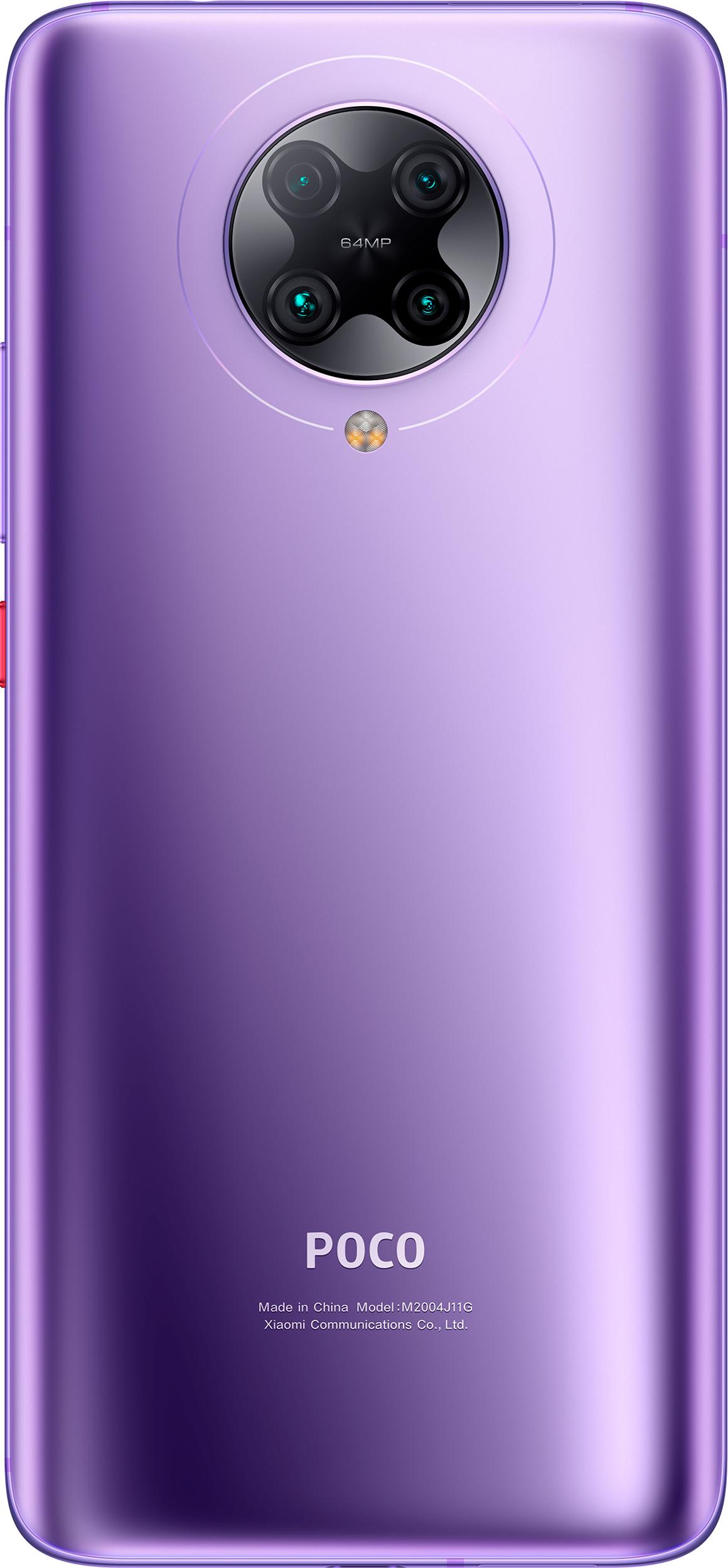 POCO F2 Pro okostelefon 6+128GB, Electric Purple