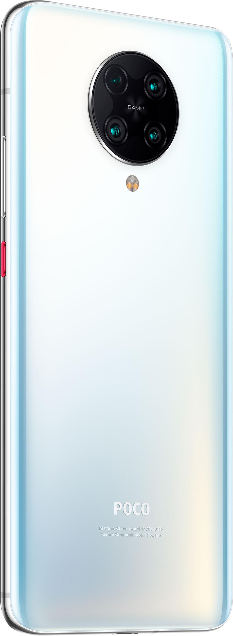 POCO F2 Pro okostelefon 6+128GB, Phantom White