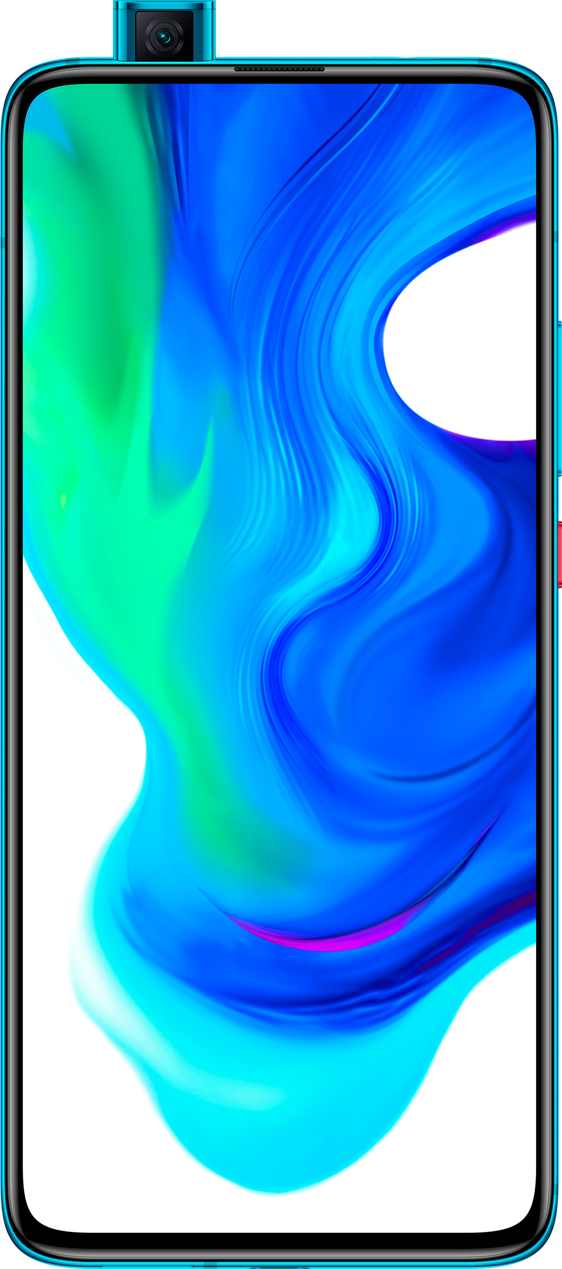 Xiaomi Poco F2 Pro LTE 128GB - kék