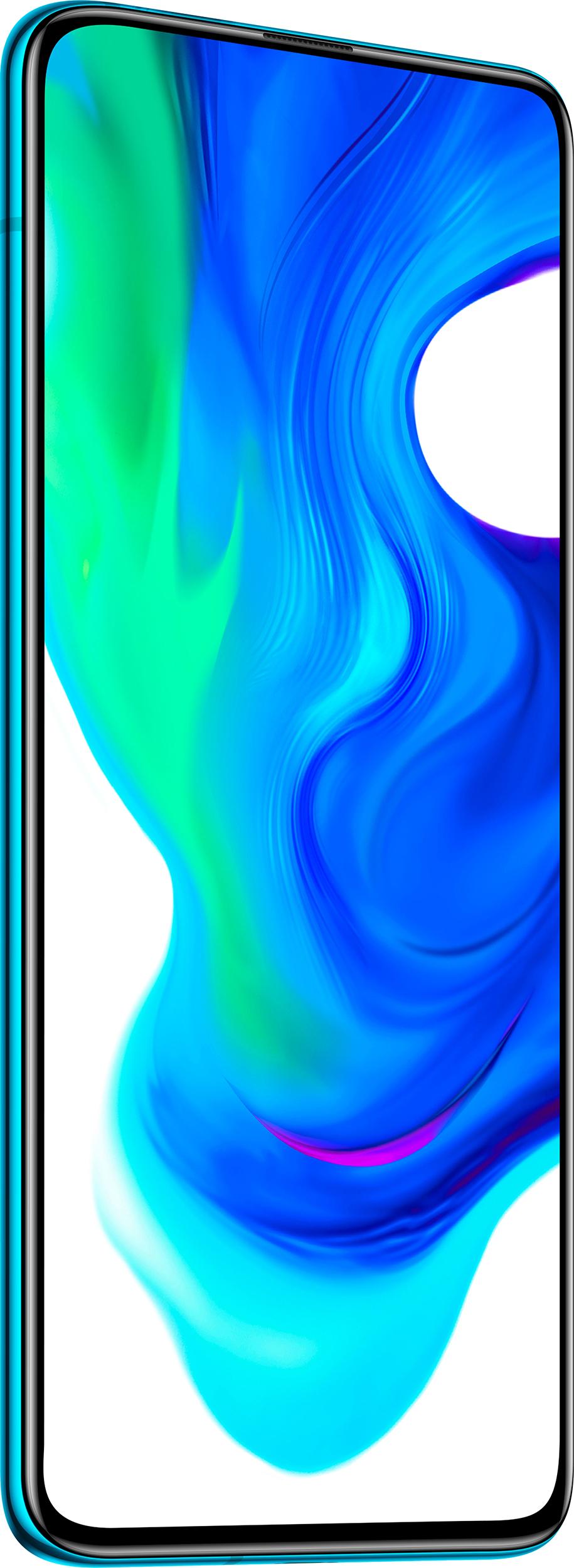POCO F2 Pro okostelefon 6+128GB, Neon Blue