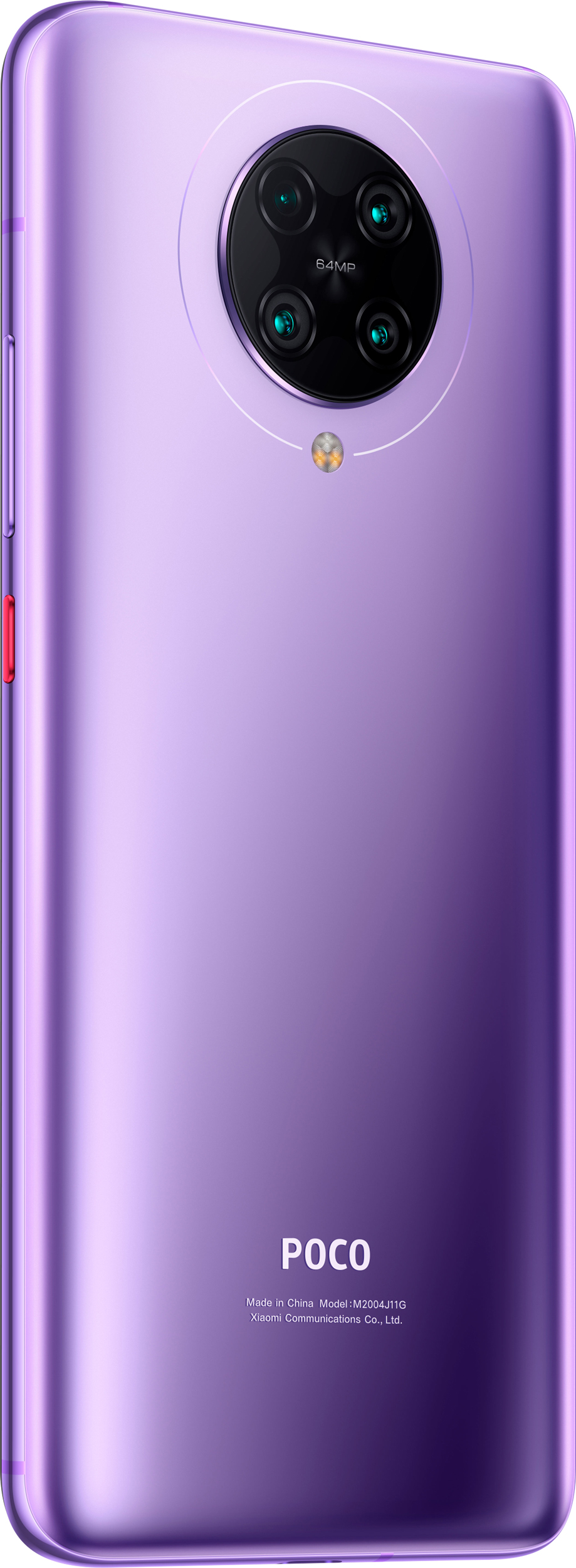 POCO F2 Pro okostelefon 8+256GB, Electric Purple