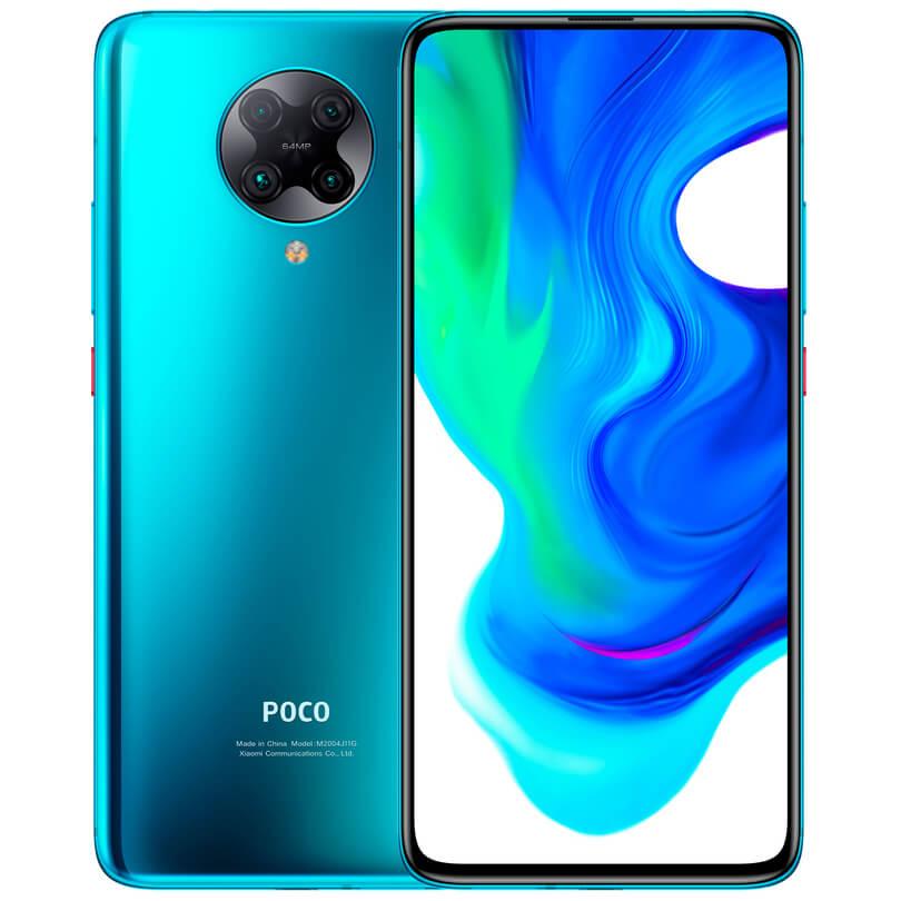 POCO F2 Pro okostelefon 8+256GB, Neon Blue
