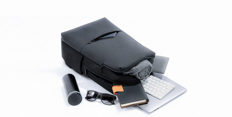 "Mi Business Backpack 2 15,6"" notebook hátizsák - szürke"